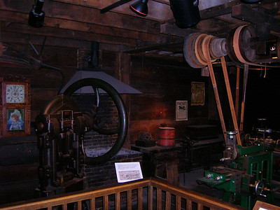 Industrial revolution, Museum of American History