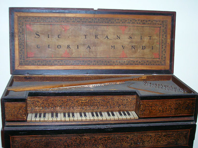 17th century instruments, Museum of American History