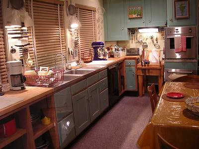 Julia Child's kitchen, Museum of American History.