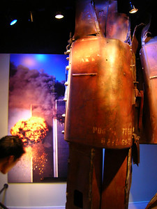 WTC artifacts, Museum of American History
