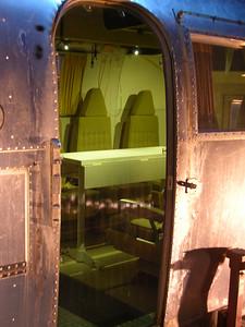 Airstream quarantine, Nat'l Air and Space.