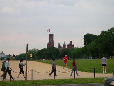 Smithsonian Castle.