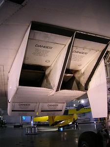Concorde engine, Nat'l Air and Space.