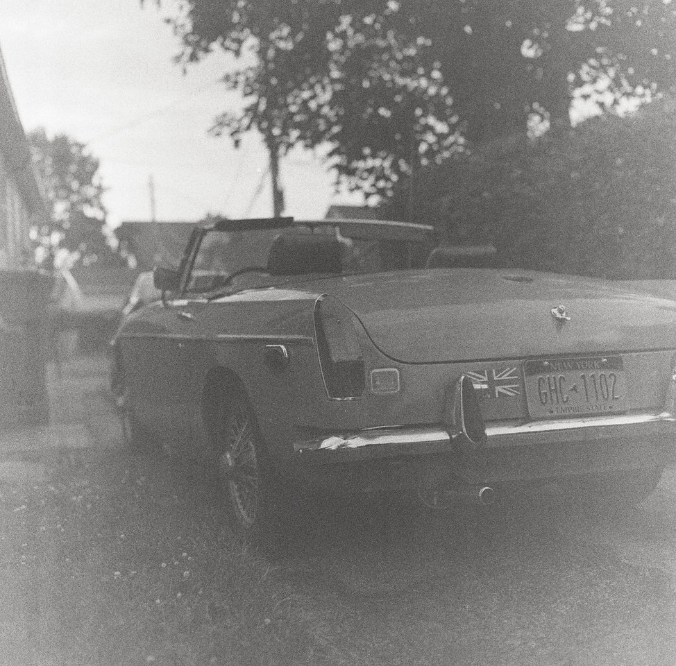This is neither DC, a douchecar, nor overexposed. Hasselblad 500c/m, Kodak Royal-X Pan (expired)