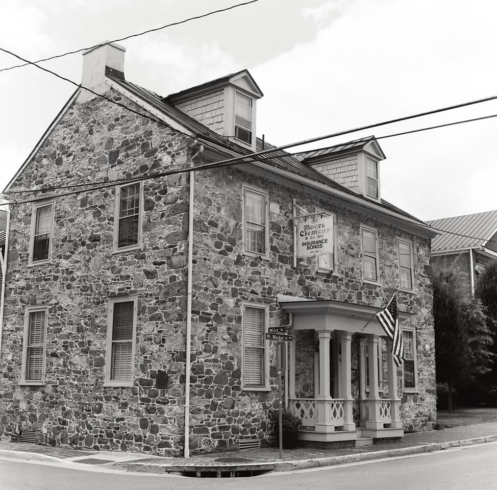 Leesburg, VA. Hasselblad 500c/m, Kodak T-Max 100