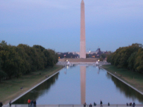 The Monument in DC