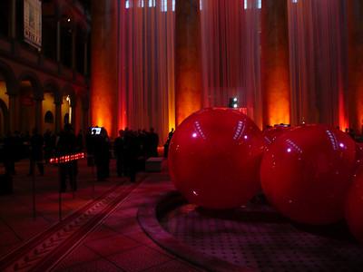 photos from David Schwarz architects 30th anniversary black-tie gala