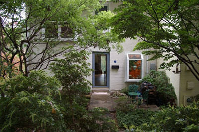 Reston: Waterview townhouse