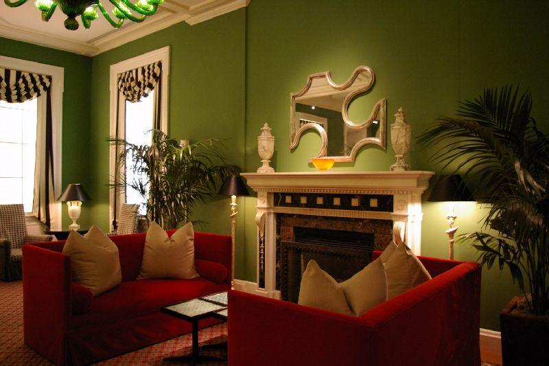 DC: Lobby, Hotel Monaco
