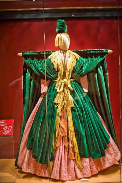 Carol Burnett's dress.