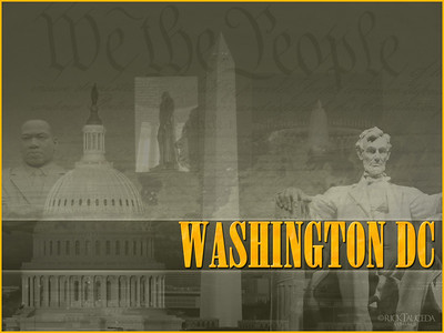 Washington DC, the city that influences the world. A beacon of democracy, liberty and heritage.