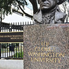 The George Washington University on 23rd St.