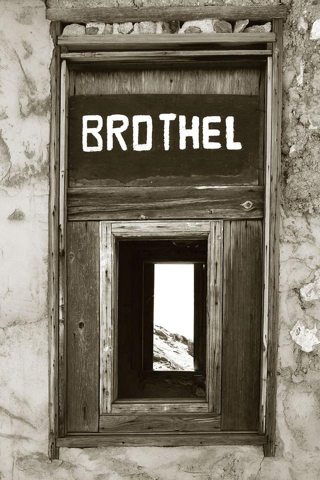 BROTHEL-RHYOLITE