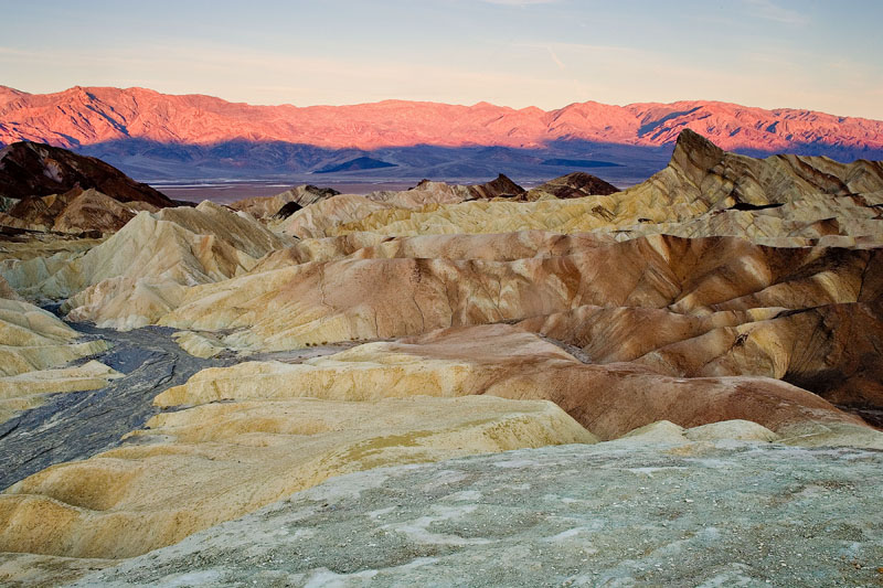 ZABRISKIE POINT AND MANLY BEACON