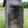 Elvis's outhouse