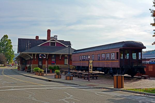 DENNISON RAILROAD DEPOT