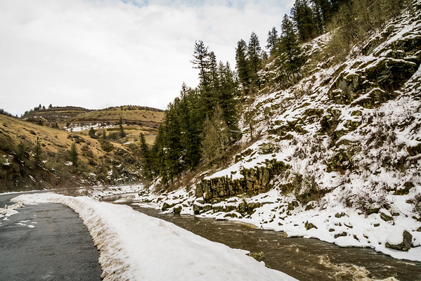 The Southfork of the Clearwater River