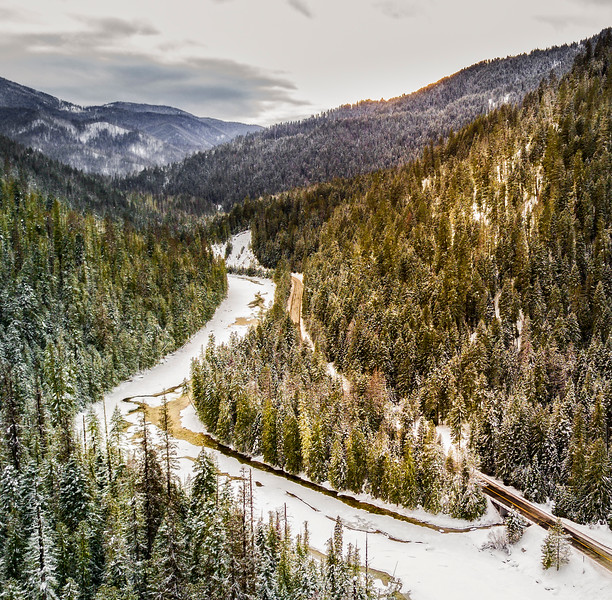 The Selway River