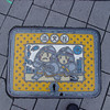 Kawaii Manhole cover