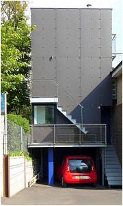 Modern Suburban House, infill, Weymouth