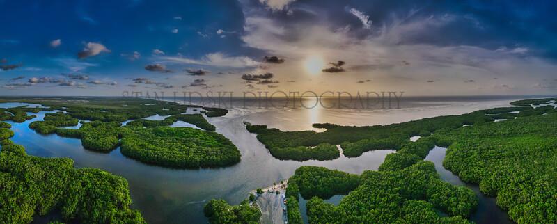 TAMPA BAY FLORIDA PANO