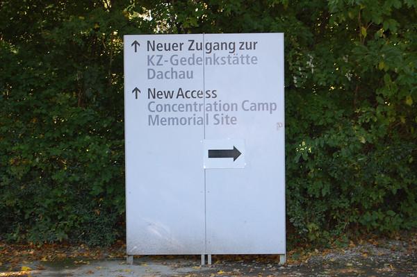 Dachau October 2012