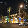Dalian at night... Zhong Shan Square