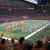 Longhorns take the field!