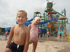 Trip to Hawaiian Falls water park in Plano, Texas, August 17-19, 2007.