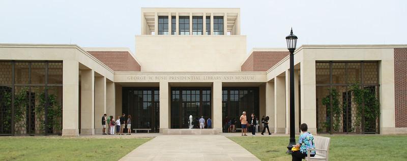 Bush Presidential Museum