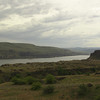 Dalles Mountain trail. View of the river about .5 mile from the trail head.