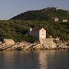 Lopud chapel: An isolated chapel on the island