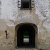 At Otocec castle in Slovenia
