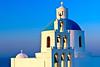 Chapel in Oia, Santorini, Greece