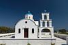 Private chapel in Fira, Santorini, Greece