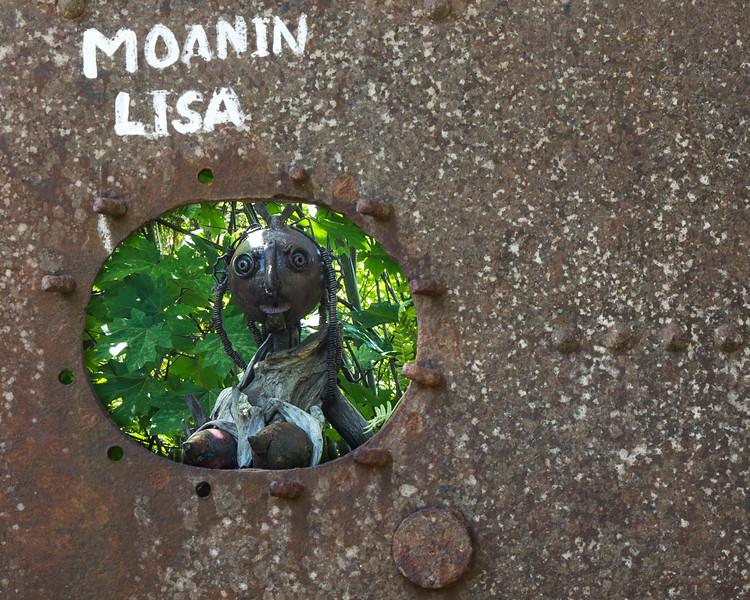 Moanin Lisa