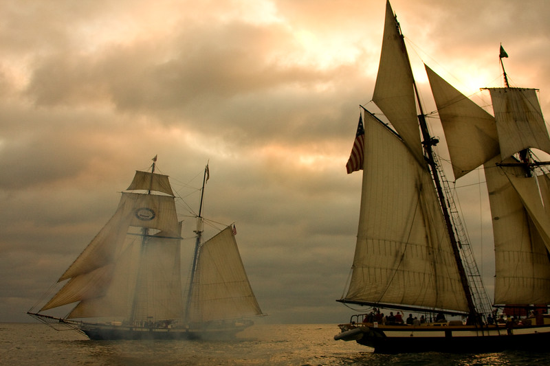 Tall Ships Festival in Dana Point