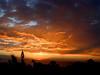Big Island, HI - Sunset over Kona