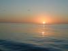 Hawaii - Sunset over the sea