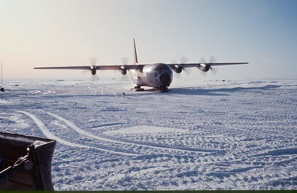 Daniels Antarctica 1965
