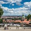 Views over Prague