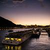 Arosa boat on the Danube