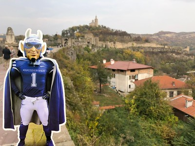 Veliko Tarnovo, Bulgaria, The Fortress_SIDELL