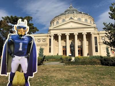 Bucharest, Romania, The Athenaeum_SIDELL