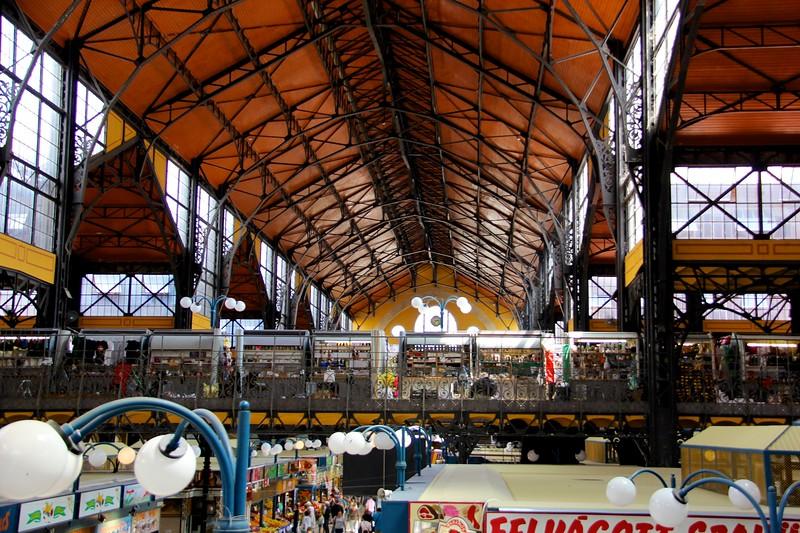 Grand Market Hall,  Budapest