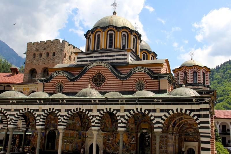 Rila Monestary, Bulgaria