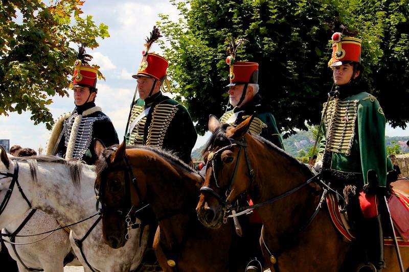Palace Guards, Budapest