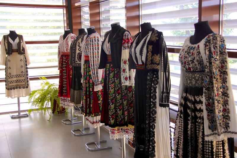 Romanian Dresses