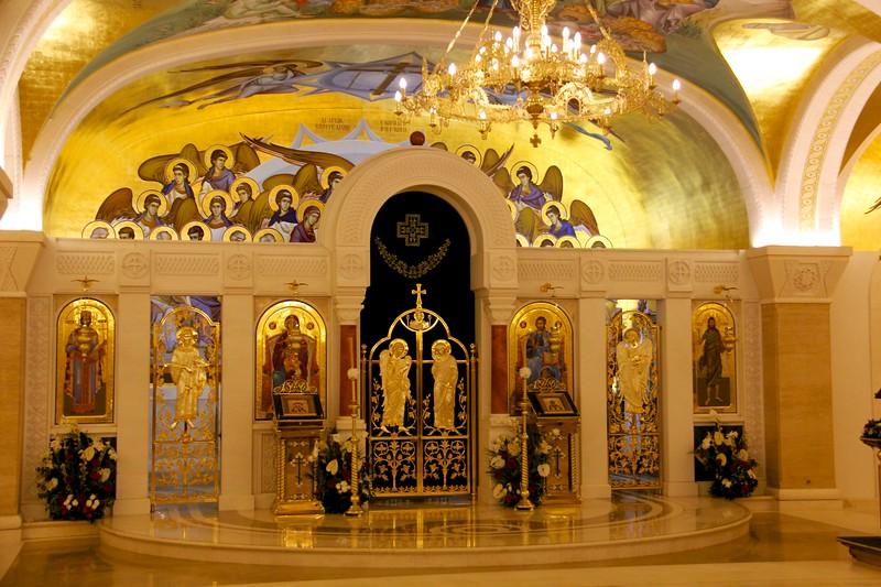 St. Sava Cathedral, Belgrade, Serbia