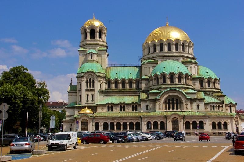Alexander Nevsky Cathedral, Sofia, Buglaria